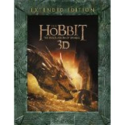 The Hobbit: The Desolation Of Smaug - Extended Edition [Blu-ray 3D + Blu-ray] [2014] [Region Free]